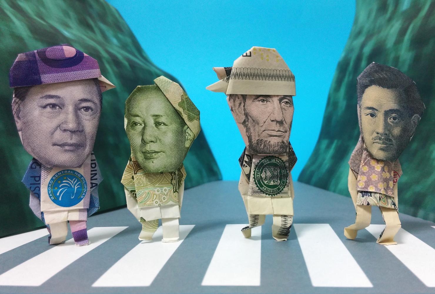 Piro Money Origami World